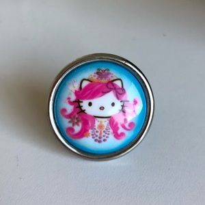 Tarina hello kitty ring